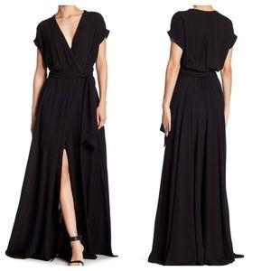 NWOT Meghan LA - Maxi Dress (size S)